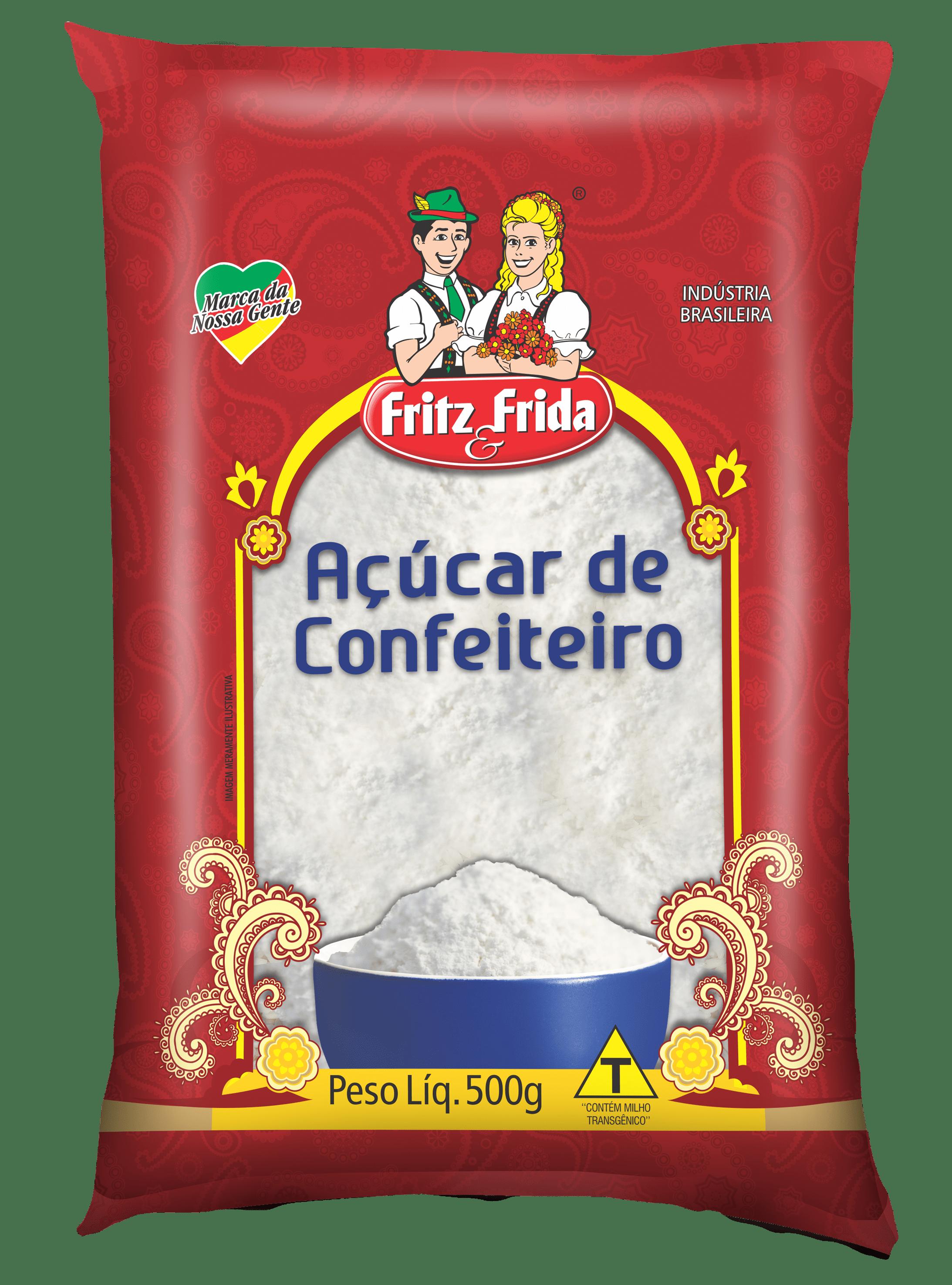 AÇÚCAR DE CONFEITEIRO 500G