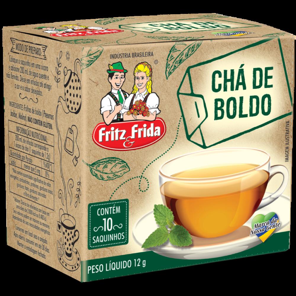 CHÁ DE BOLDO 12G