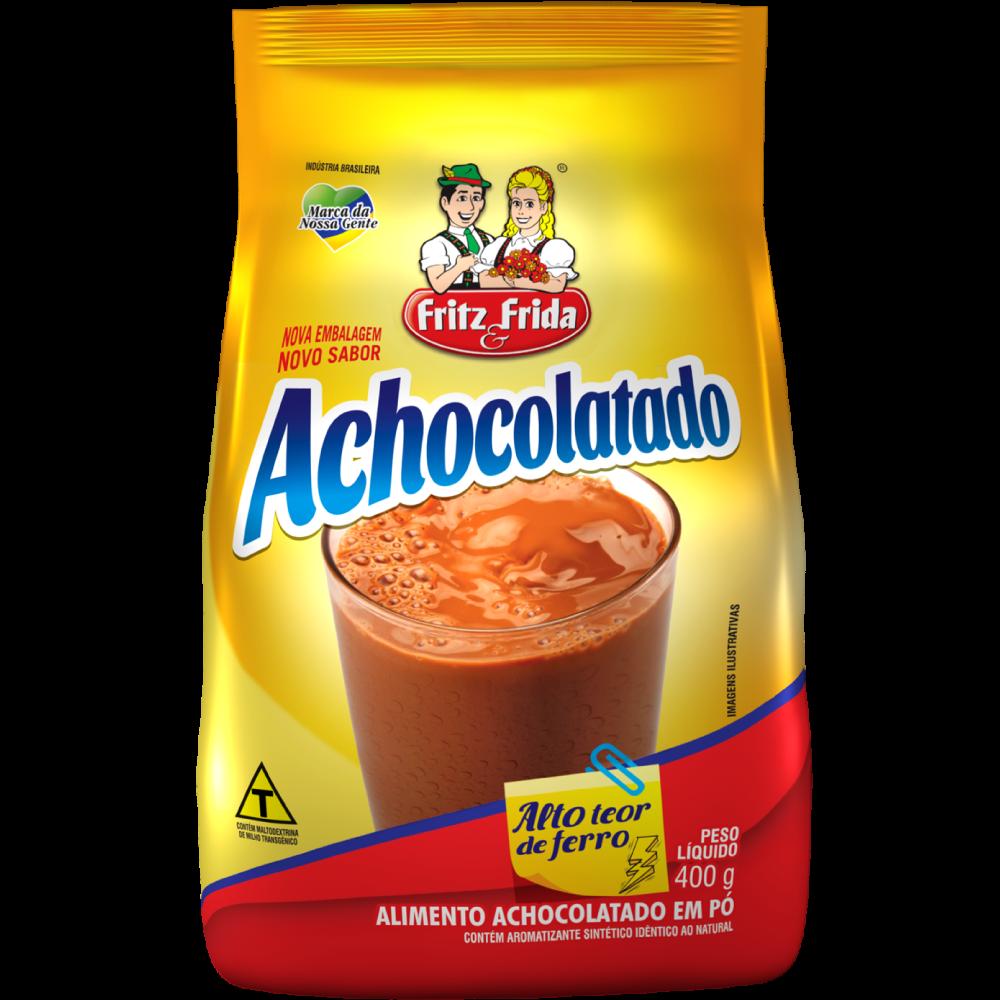 ACHOCOLATADO 400G