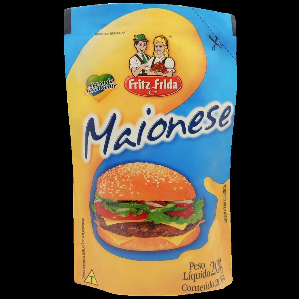 MAIONESE 200G