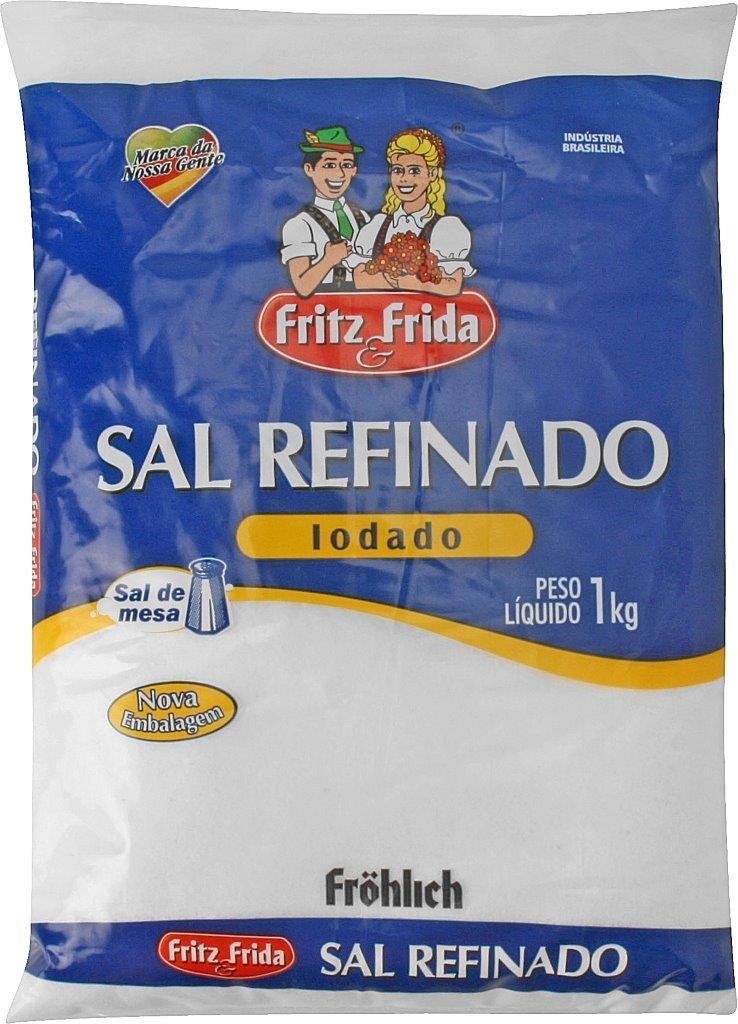 SAL REFINADO 1KG