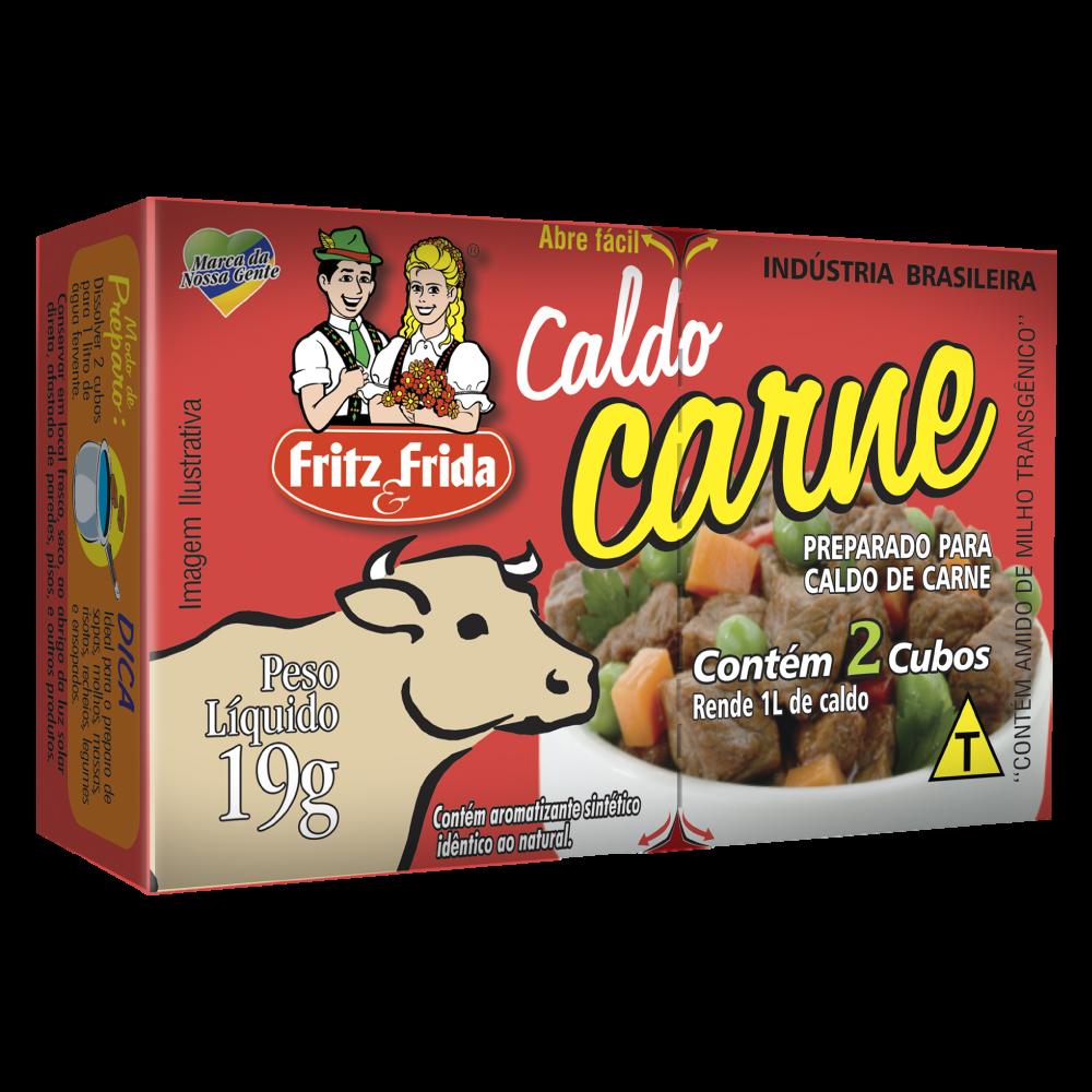 CALDO DE CARNE 19G
