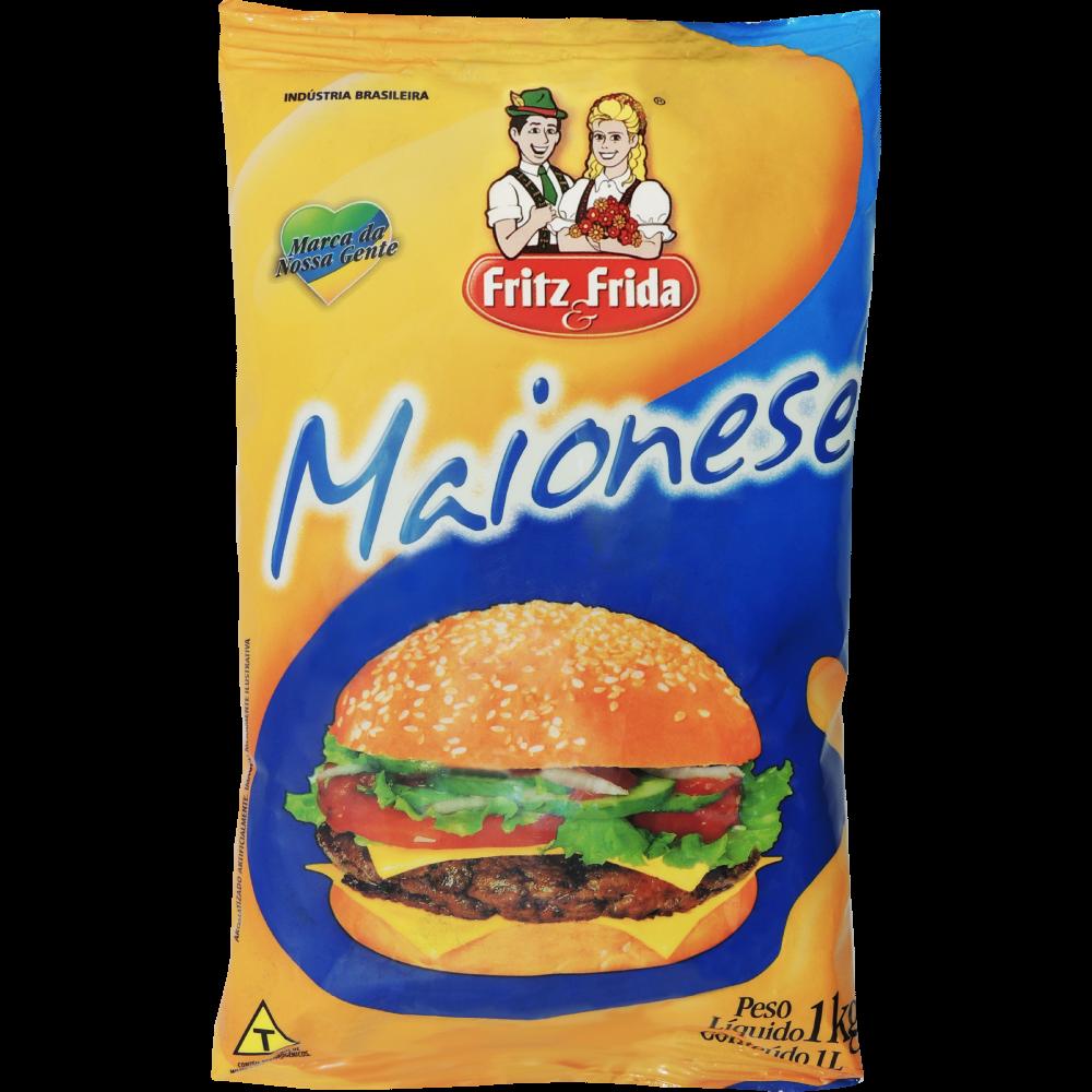 MAIONESE 1KG