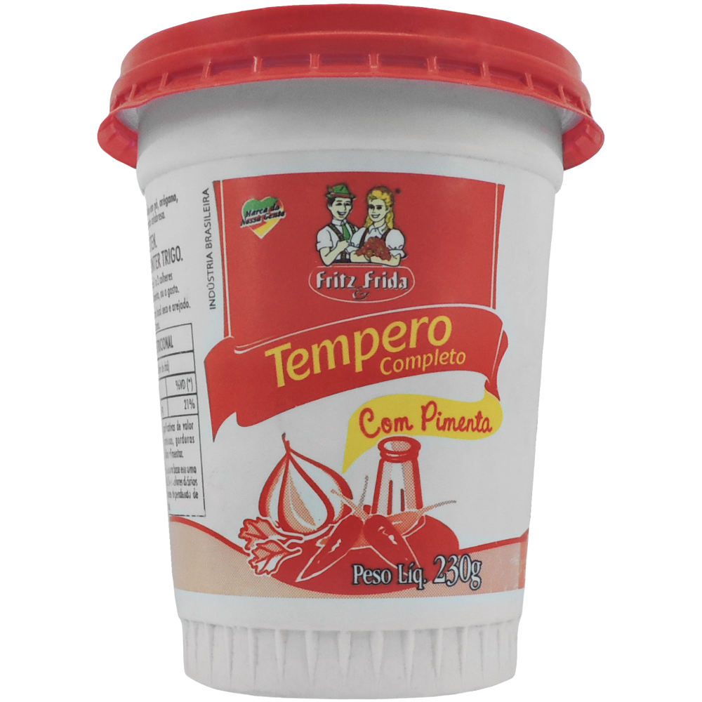 TEMPERO COMPLETO COM PIMENTA 230G