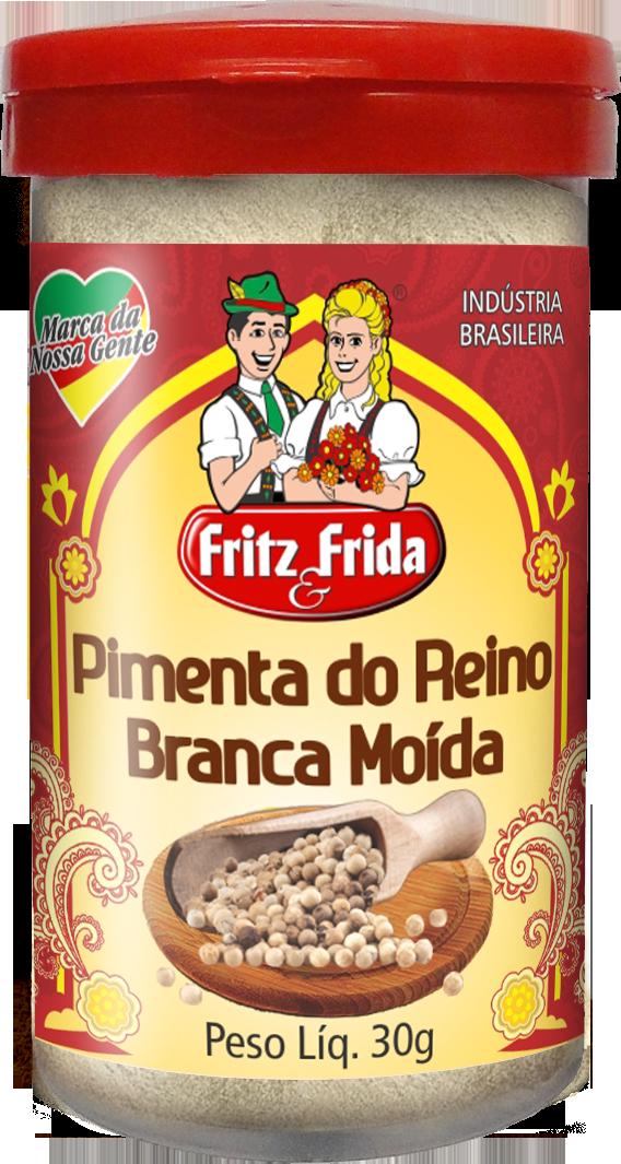 POTE TEMPERO PIMENTA BRANCA MOÍDA 30G