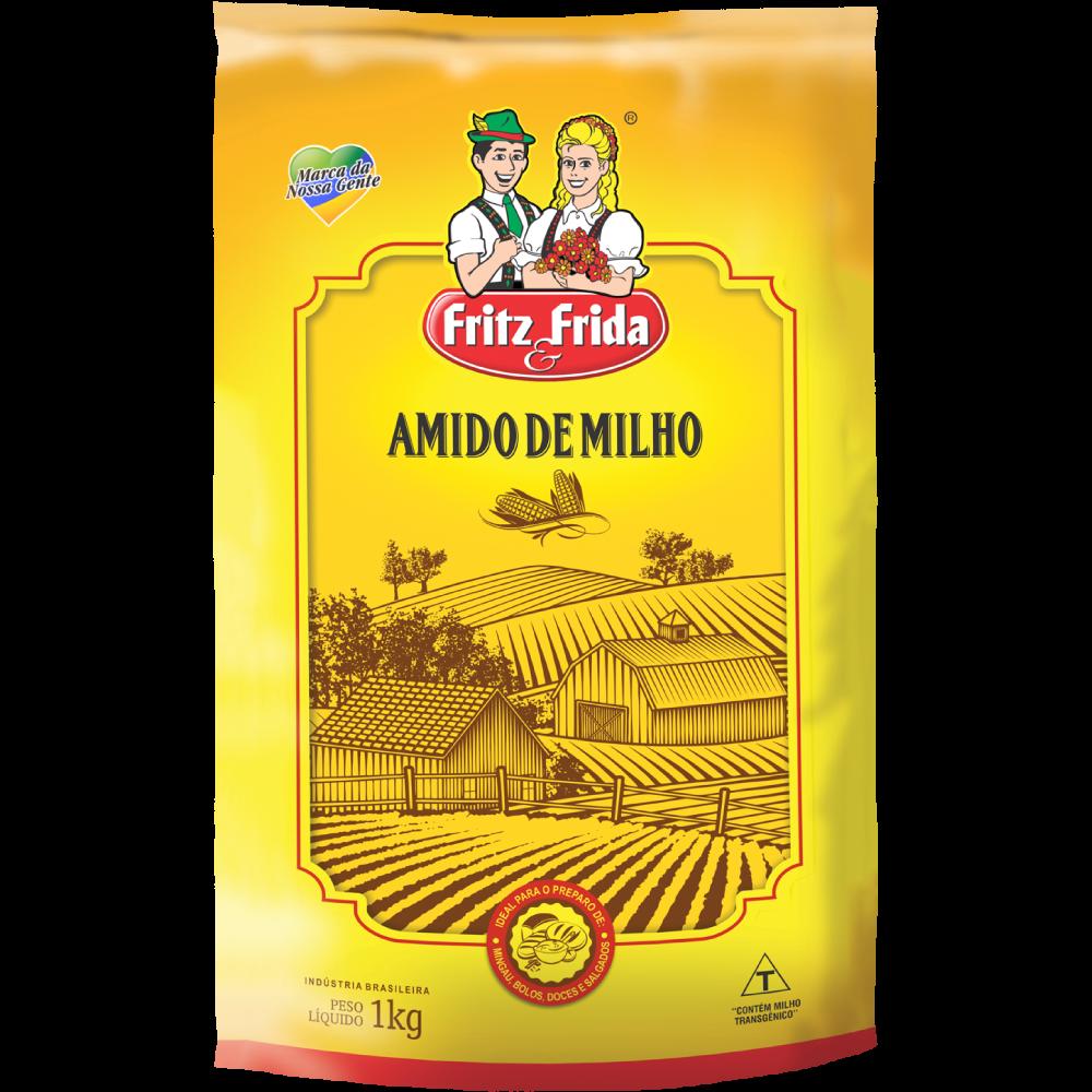 AMIDO DE MILHO 1KG