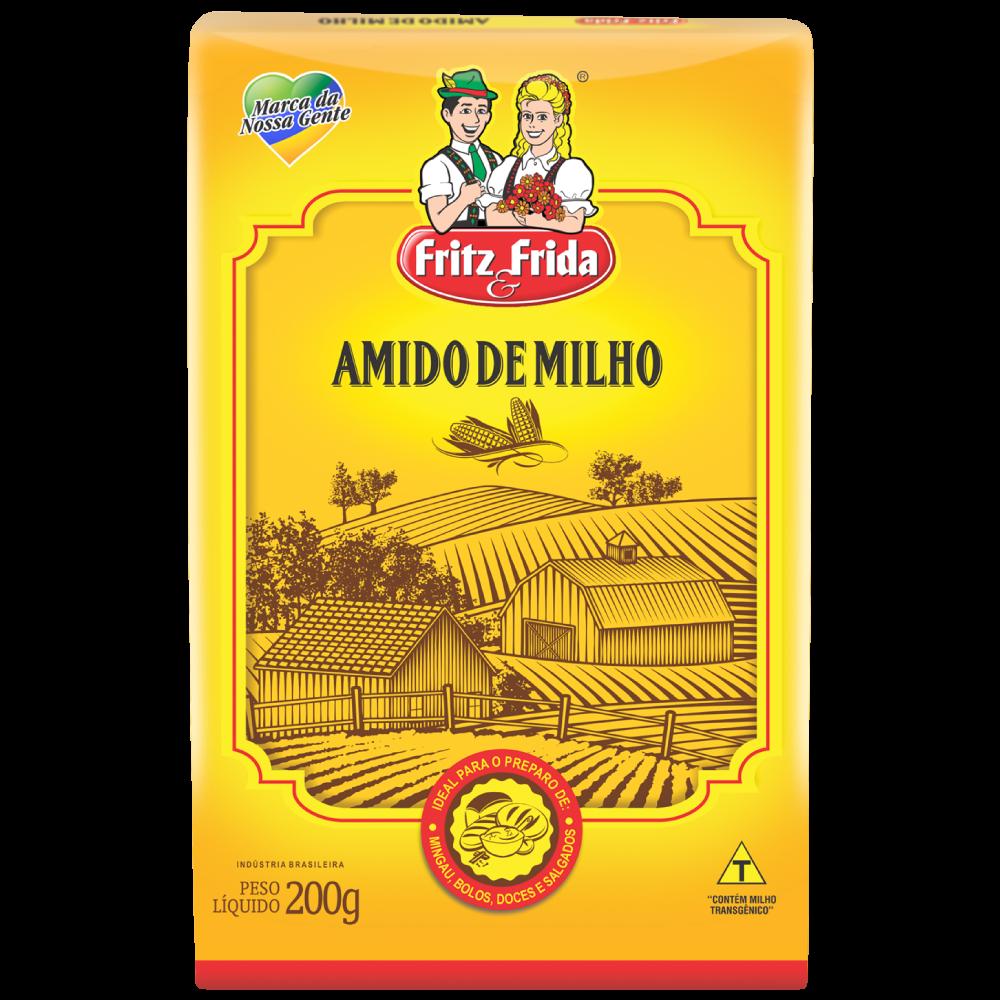 AMIDO DE MILHO 200G