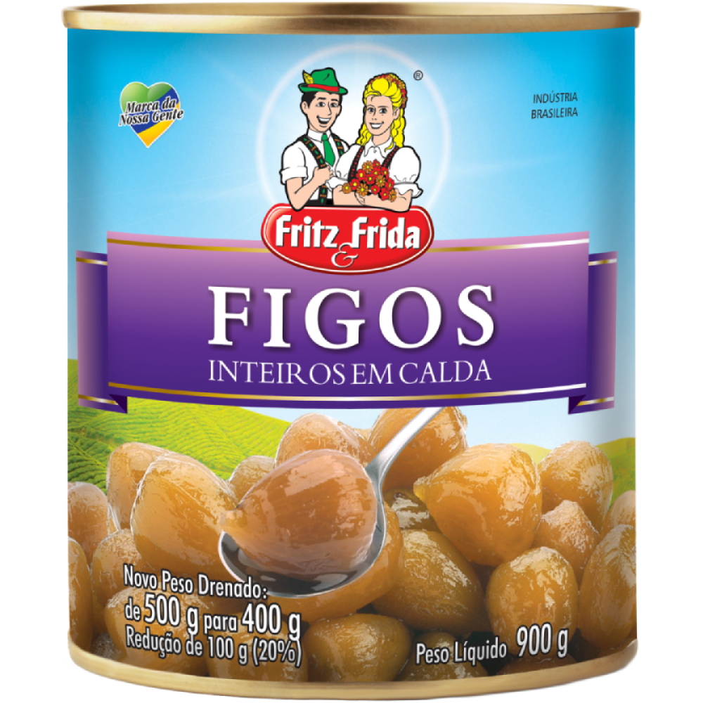 FIGO INTEIRO CALDA 400GR