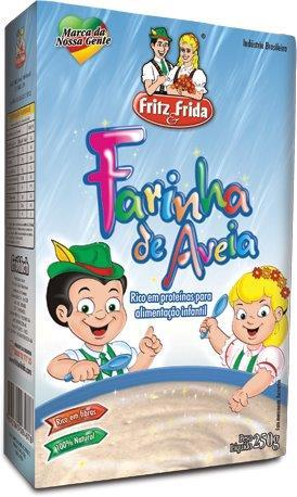 FARINHA DE AVEIA 250G