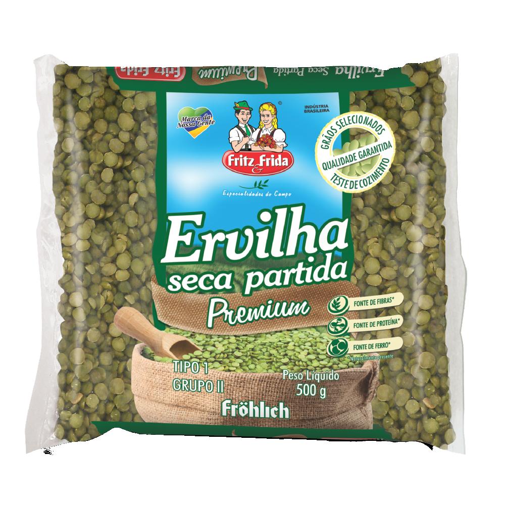 ERVILHA PARTIDA 500G