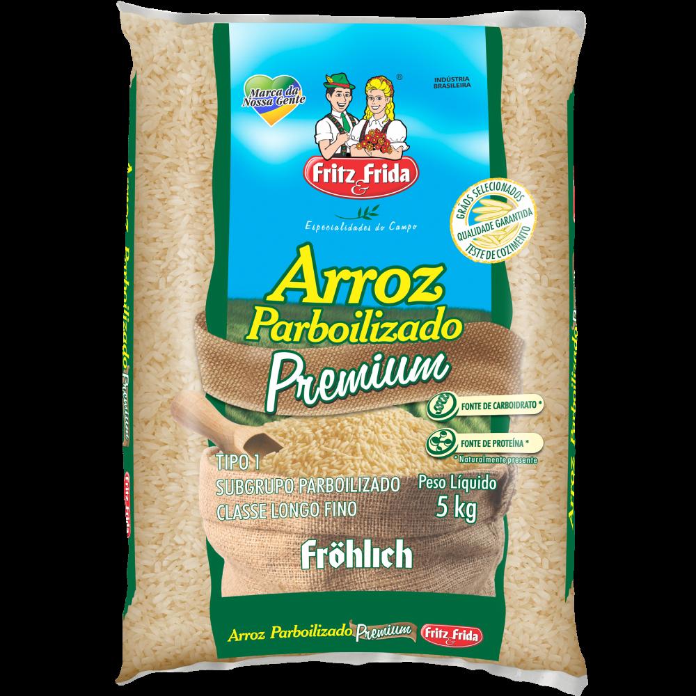 ARROZ PARBOILIZADO 5KG